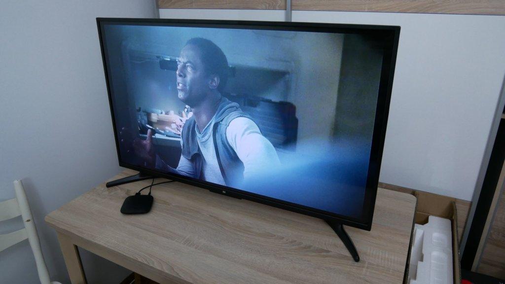 Xiaomi Mi TV 4A: recenzja 43-calowego telewizora Xiaomi
