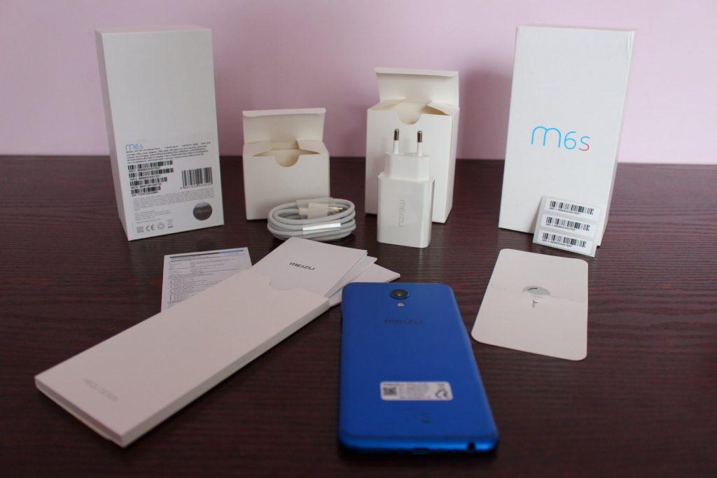 Meizu M6s zestaw