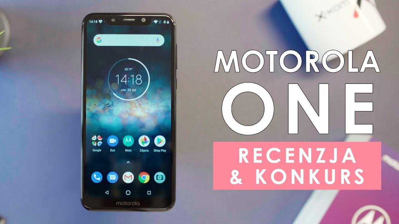 Motorola One recenzja