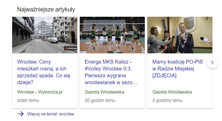 google news wroclaw