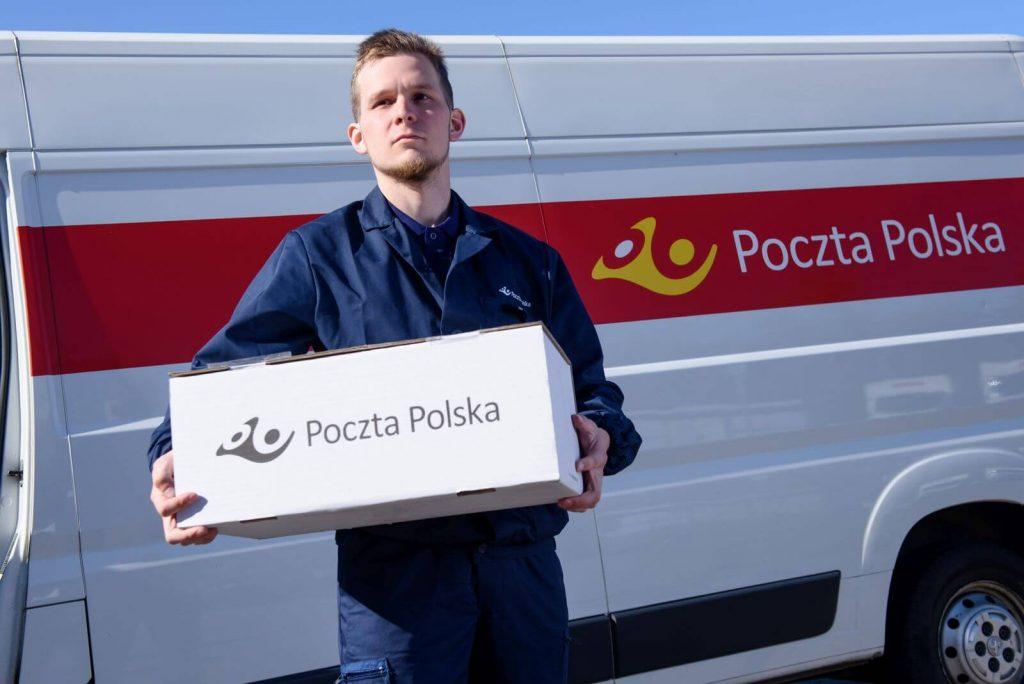 kurier poczta polska