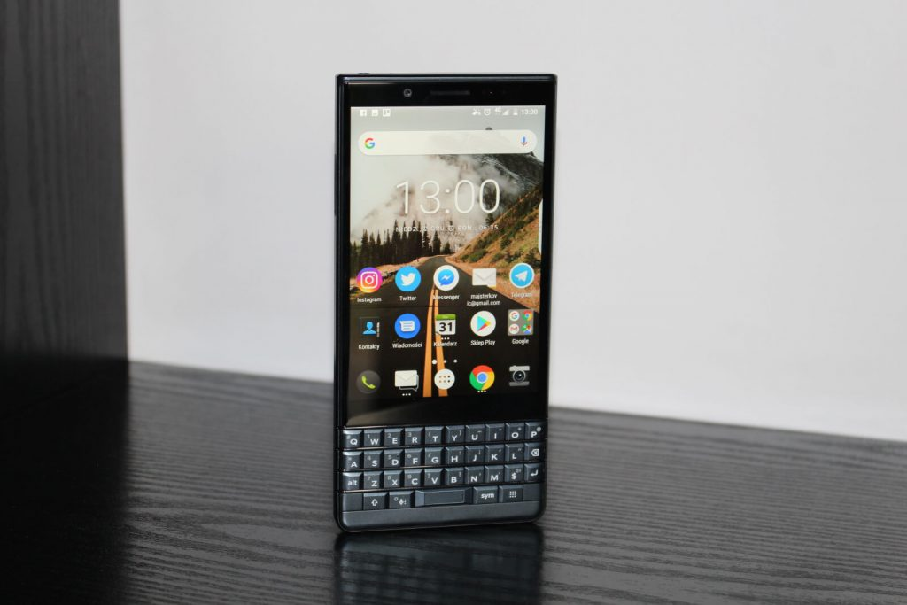 BlackBerry Key2 LE