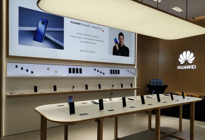 Huawei Experience Shop_Warszawa