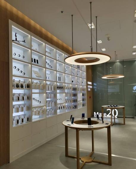 Huawei Experience Shop_Warszawa_2