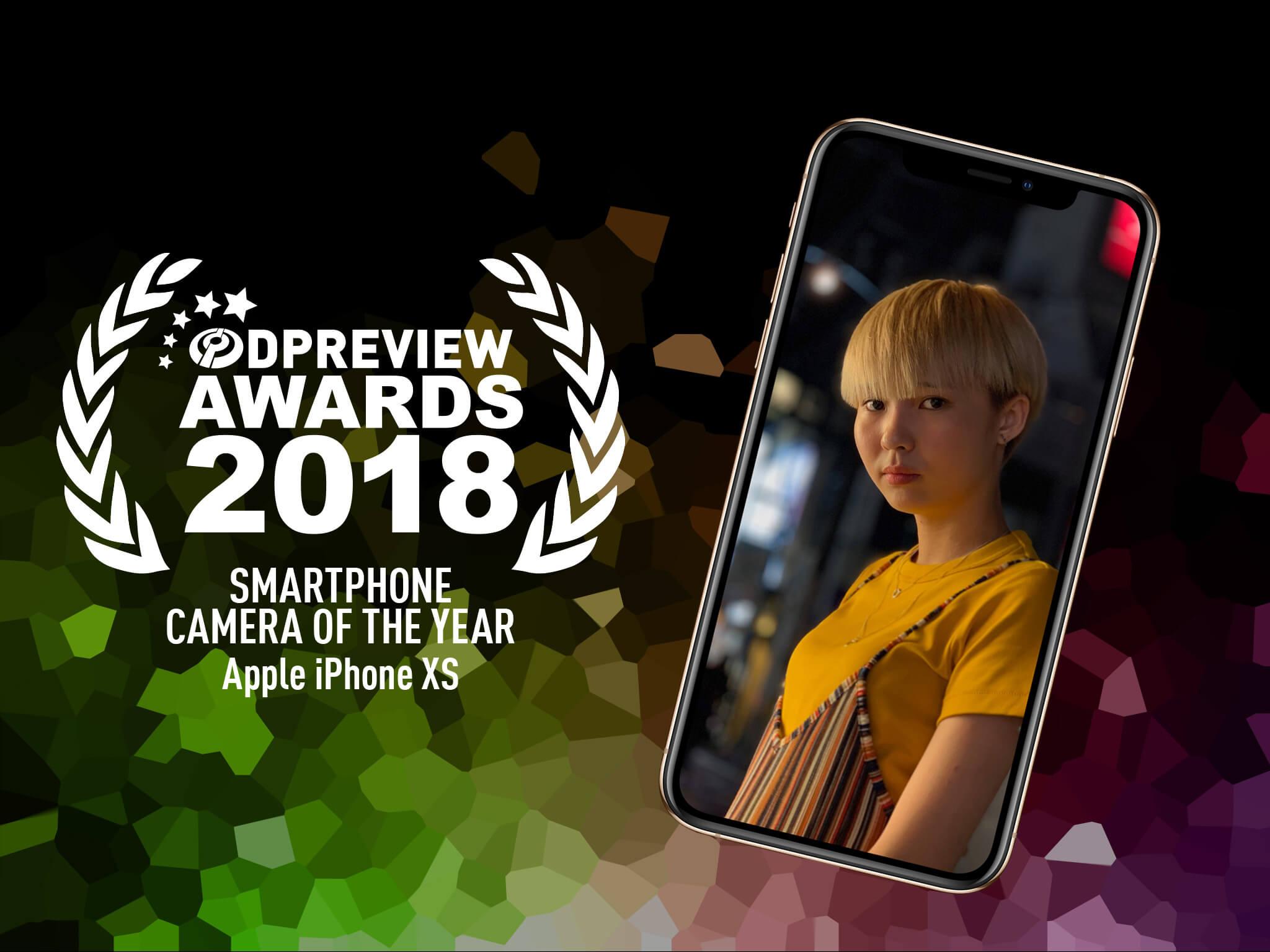 iphone xs aparat roku 2018