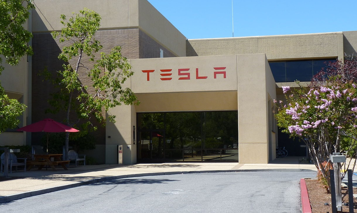Tesla headquaters