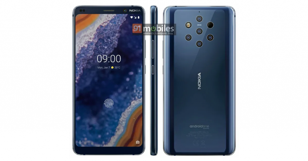 Nokia 9 Pure View 1
