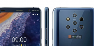 Nokia 9 Pure View 2