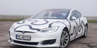 Tesla Model S 75D Rootblog