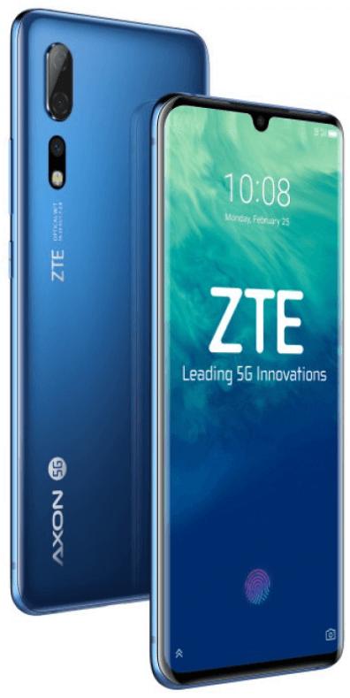 ZTE Axon 10 5G Pro