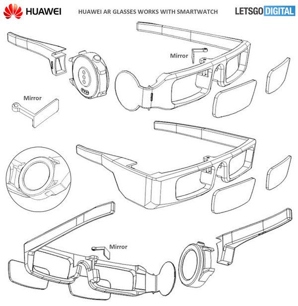 Smart okulary Huawei