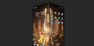 iqoo składany smartfon 2
