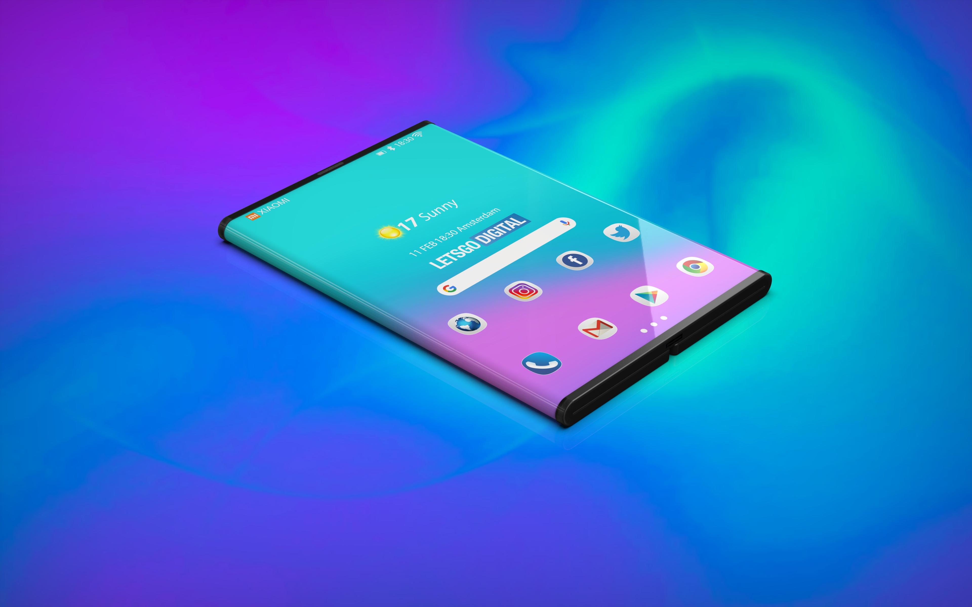 xiaomi składany smartfon 1