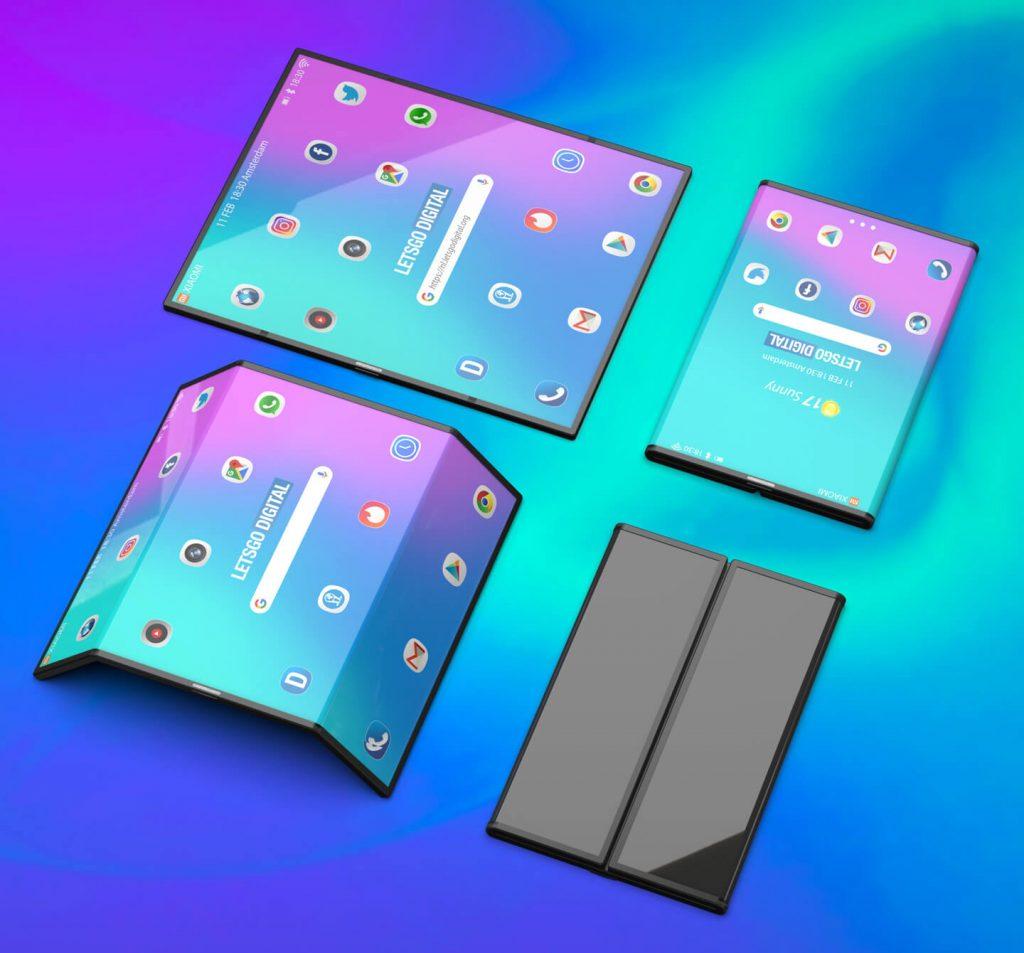 xiaomi składany smartfon 2