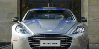 Aston Martin Rapide E 2