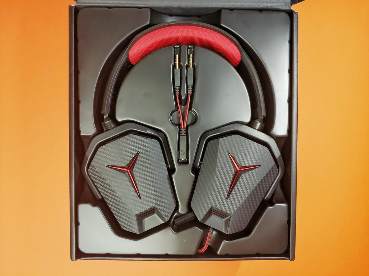 LENOVO LEGION Y GAMING HEADSET (8)