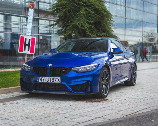 Poznan Motor Show BMW CarPlay