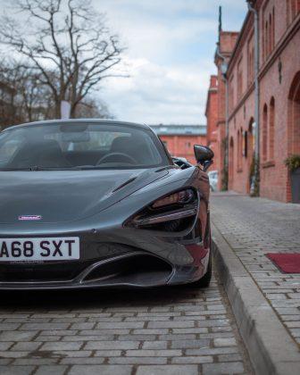 Poznan Motor Show McLaren