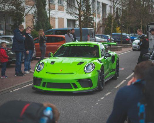 Poznan Motor Show Porsche