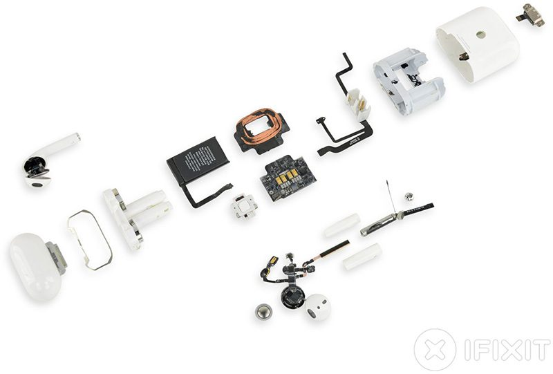 apple airpods 2 disassembly