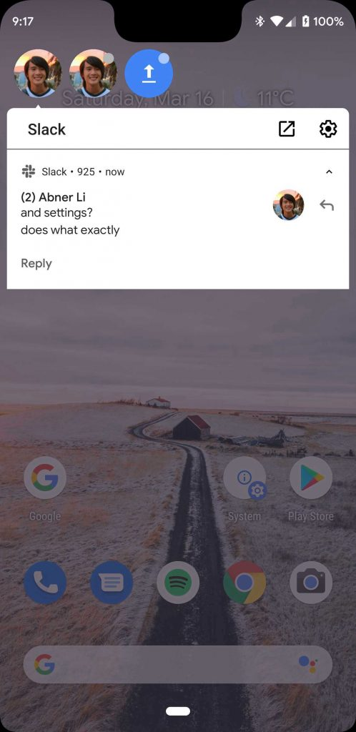 android q dymki