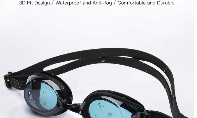 xiaomi okulary do pływania 1