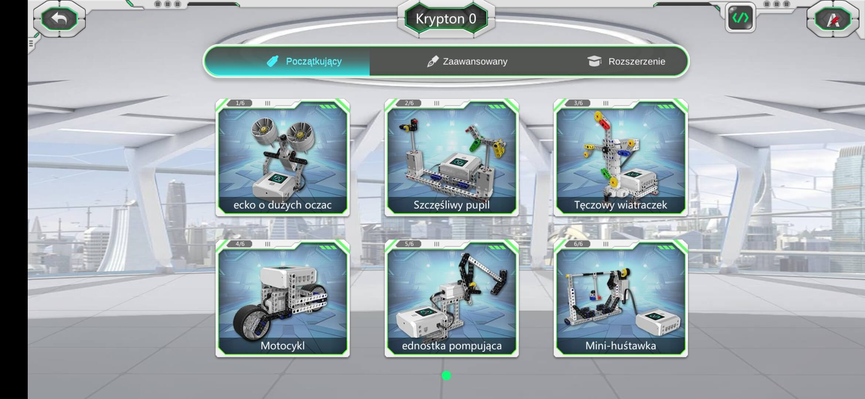 abilix krypton 0 app