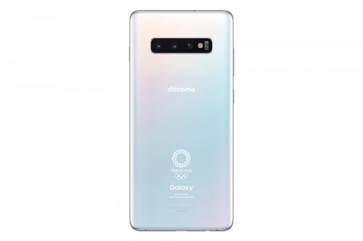 Samsung Galaxy S10+ Olympic