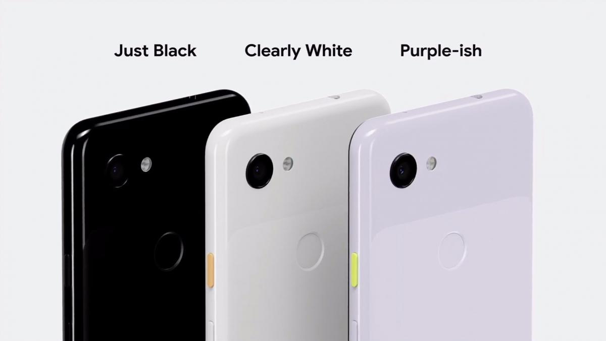google pixel premiera 1