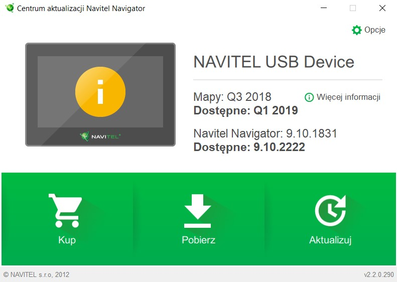 navitel update