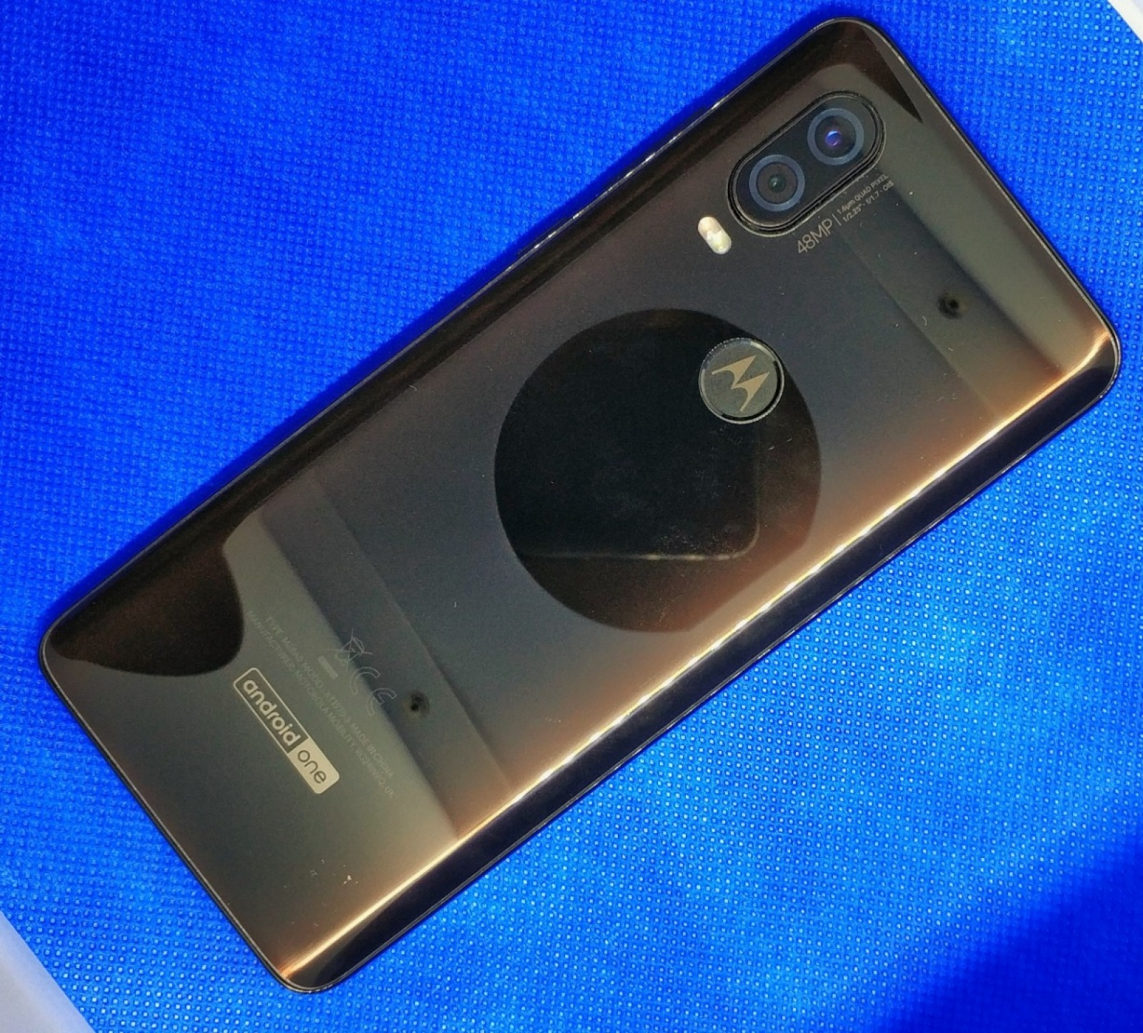 Motorola One Vision plecki