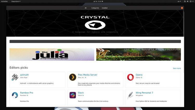 Ubuntu pracuje nad nowym sklepem z aplikacjami. Wiemy jak będzie wyglądał