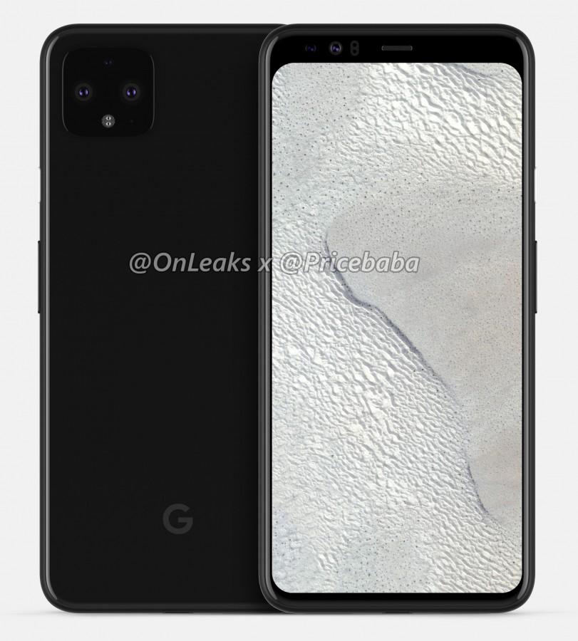 google pixel 4 redner 2