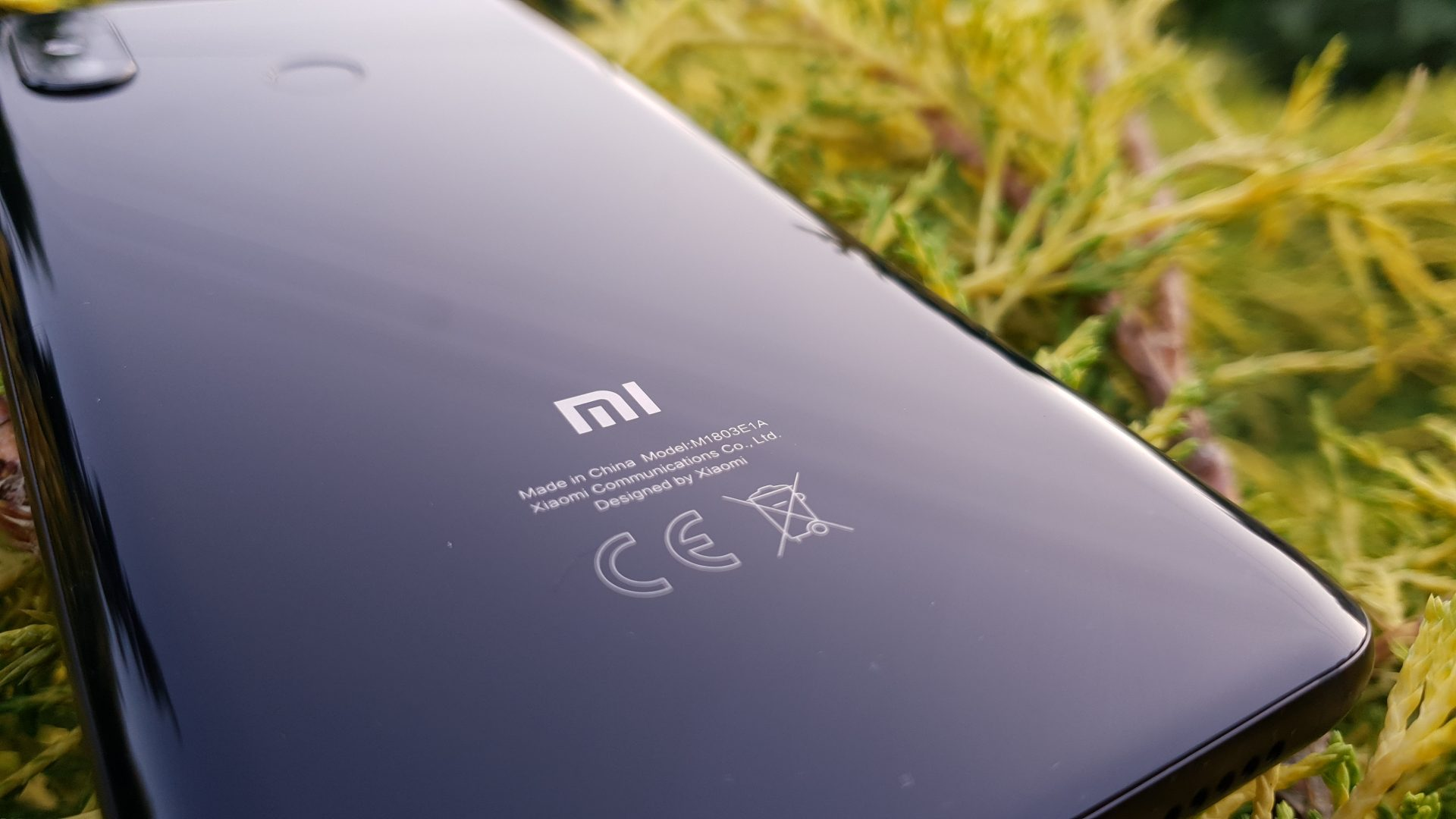 Xiaomi Mi 8 ROOTgear Hubert
