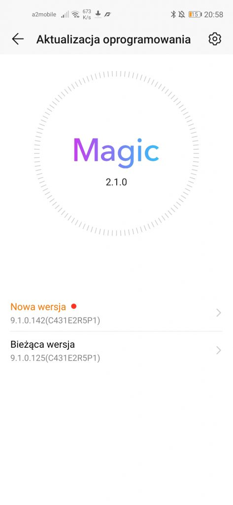 honor 20 pro system