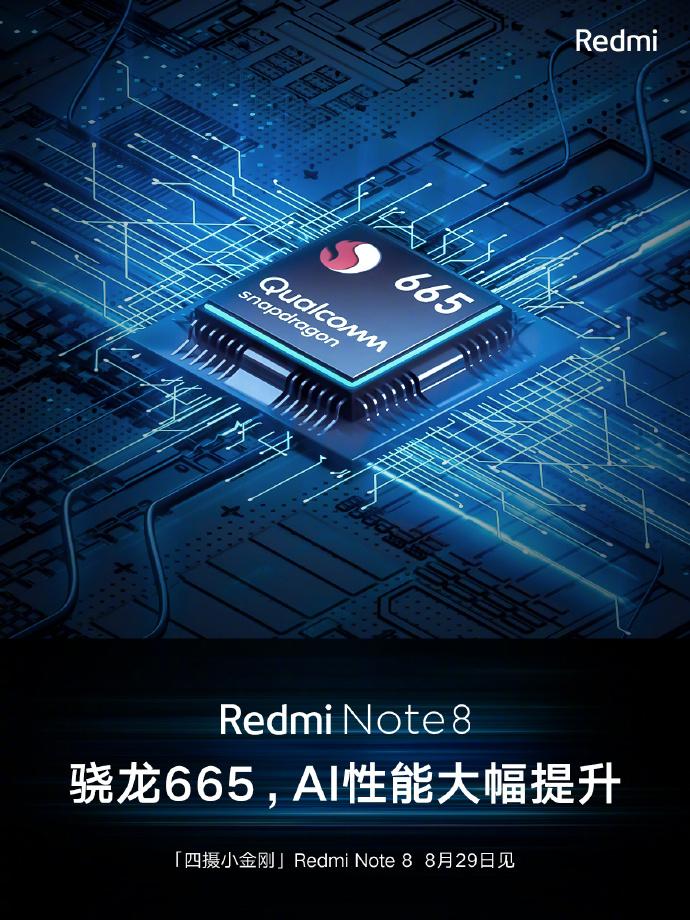 redmi note 8 procesor