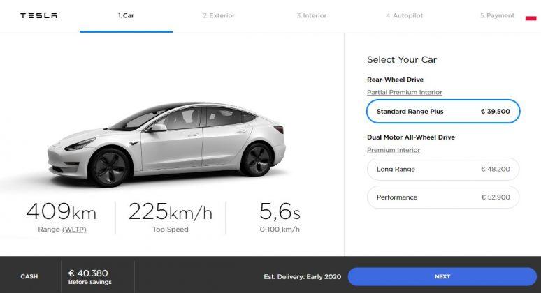 Tesla Model 3 Polska Ceny