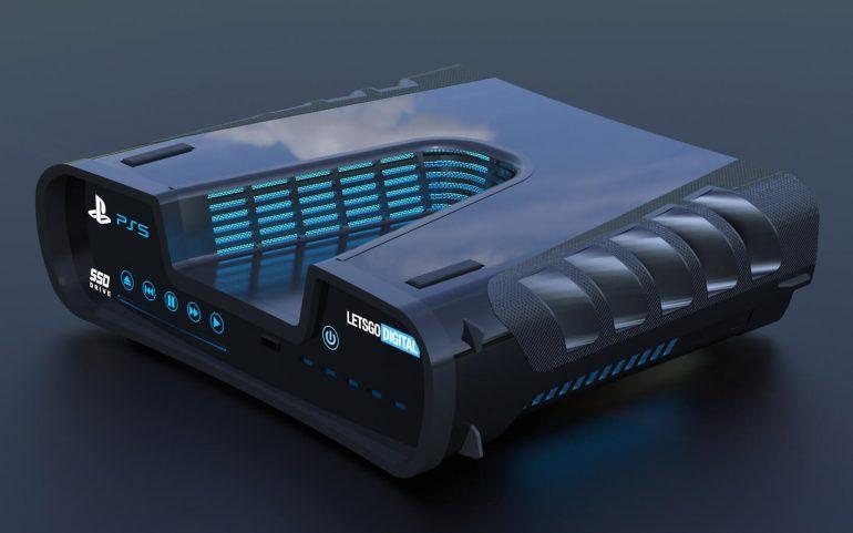 Czy tak będzie wyglądać PlayStation 5?