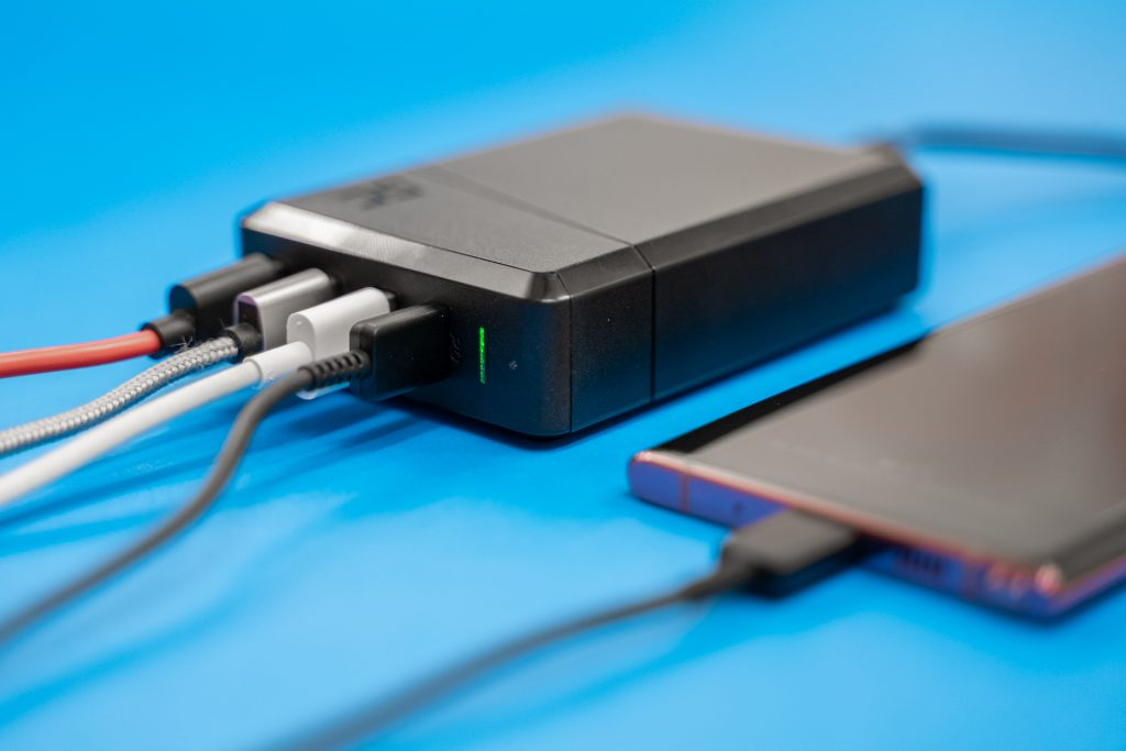 green cell power source podłączone urządzenia