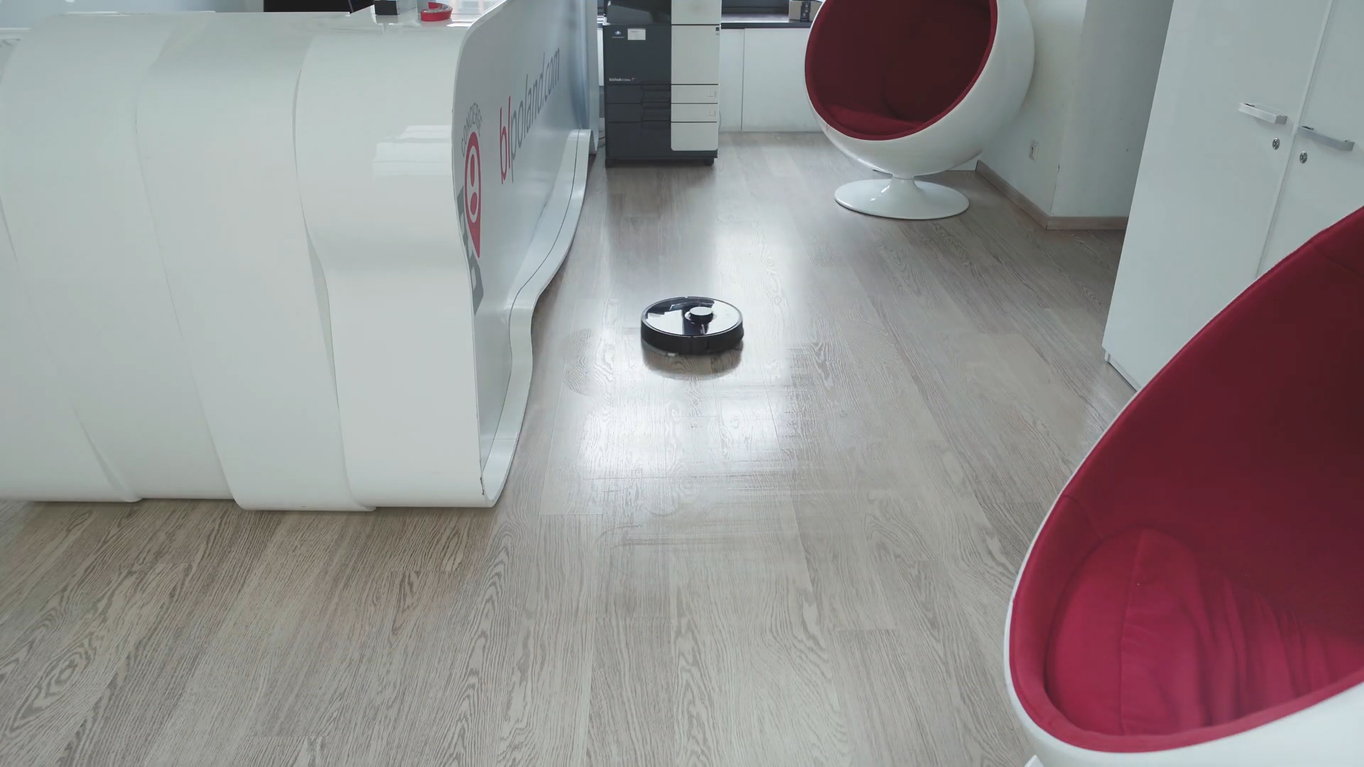 roborock s55 mycie podłogi