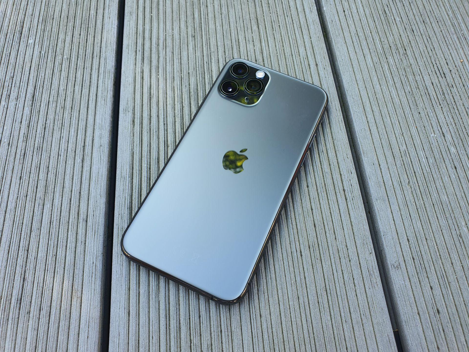 iphone 11 pro tył skos
