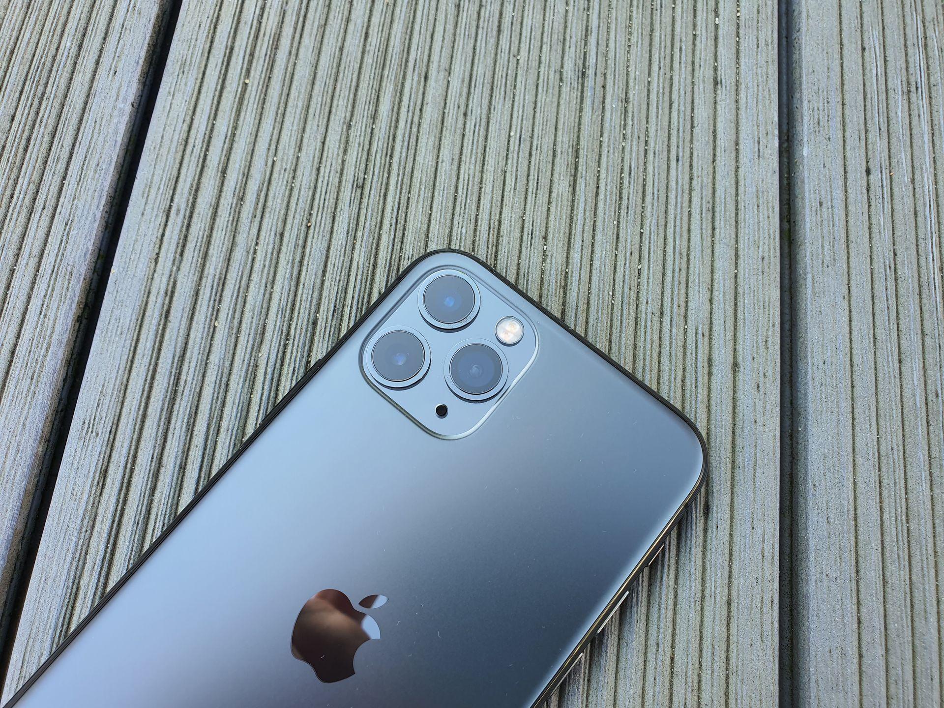 iphone 11 pro aparat