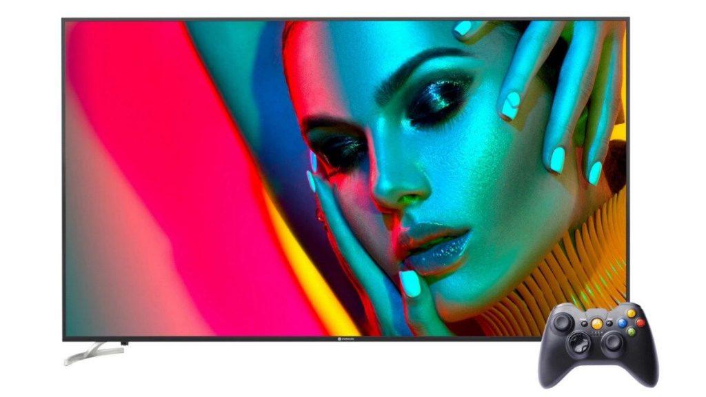 telewizor Motorola 75 cali
