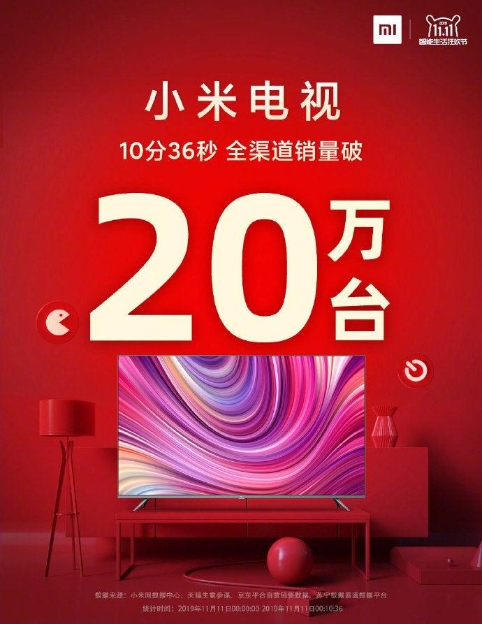 Xiaomi Mi TV-