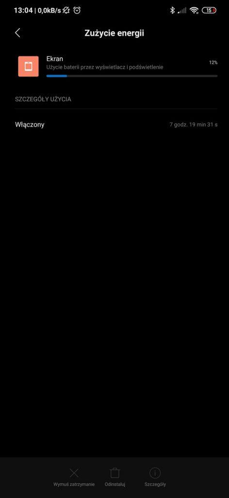 Redmi Note 8 Pro SoT
