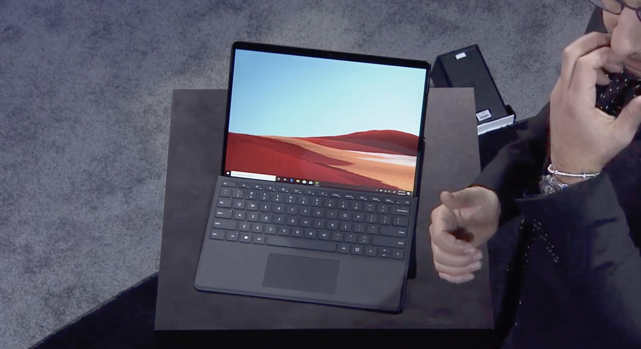 Surface Pro X w ogniu krytyki. Czy układ ARM był dobrą decyzją Microsoftu?