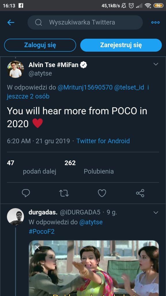 pocophone 2020