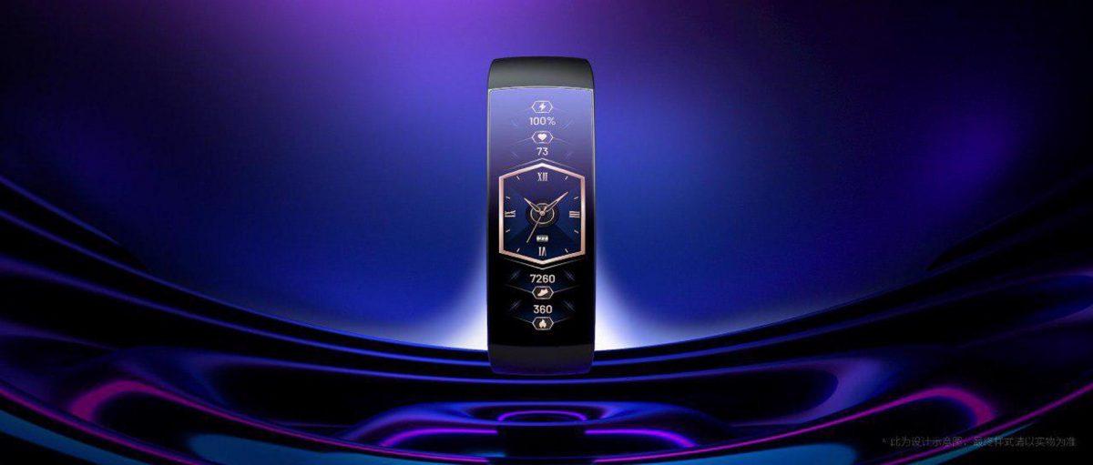 Huami potwierdza datę rozpoczęcia produkcji Amazfit X. Opaska z zakrzywionym wyświetlaczem trafi na rynek w 2020 roku