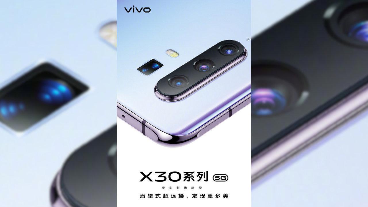 Tak wygląda Vivo X30 na żywo! Jego możliwości fotograficzne robią wrażenie...