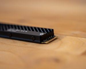 wd black 750 radiator złącze
